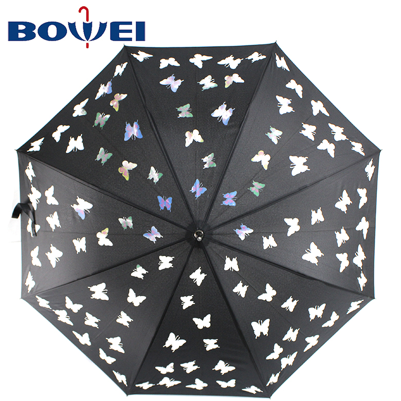 Wholesale cheap wholesale cheap custom design umbrella with logo print