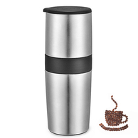 Multi Manual Coffee Grinder Mini Kitchen Salt Pepper Grinder Powerful Beans Spices Nut Seed Coffee Bean Grind Molinillo Cafe
