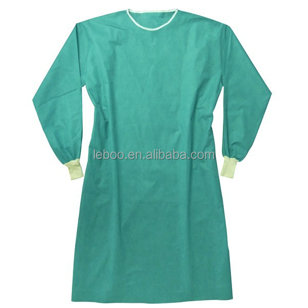 Sms Green Surgical Gown - Buy Sms Surgical Gown,Green Surgical Gown ...