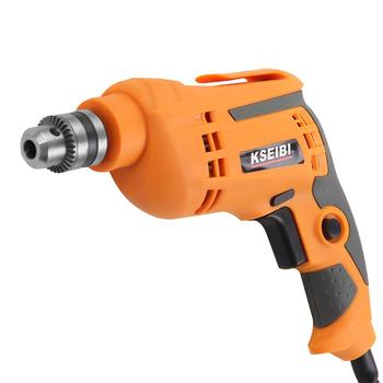 High Power 500W 13mm Electric Hand Drill Machine For Hand Drilling