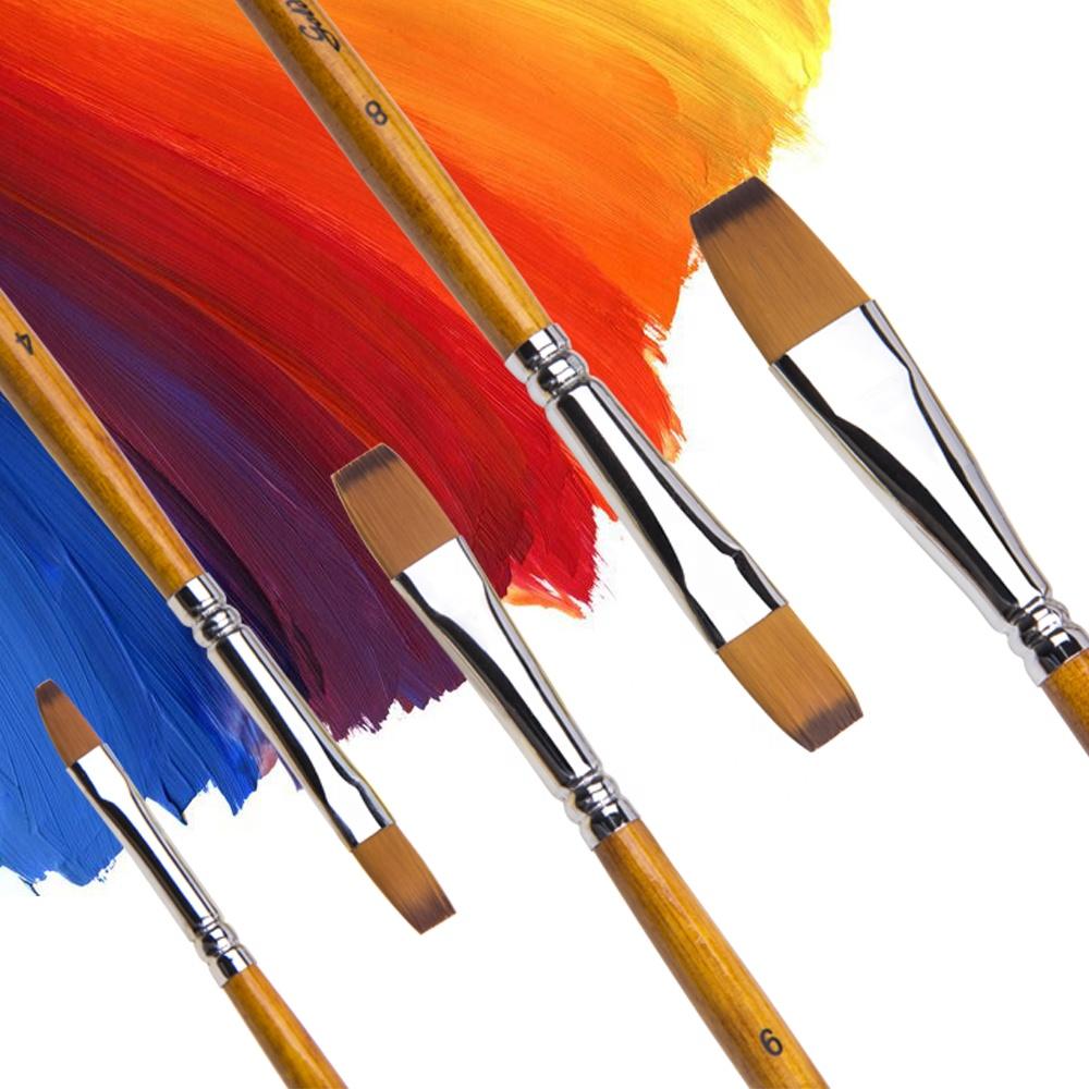 Grossiste pinceau peinture acrylique-Acheter les meilleurs ...
