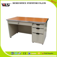 Useful and simple office desk and computer dual purpose