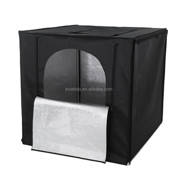 Deep Photo Studio Lighting LED Cube Tent foldio Jewelry LED box 60cm photography Studio Kit  sc 1 st  Shenzhen Lovefoto Technology Co. Ltd. - Alibaba & Deep Photo Studio Lighting LED Cube Tent foldio Jewelry LED box ...