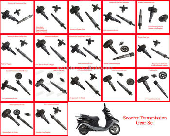 Transmission Parts / Motorcycle Main Axle / Motorcycle Speed Change Gear -  Buy Motorcycle Speed Change Gear,Motorcycle Main Axle,Transmission Parts