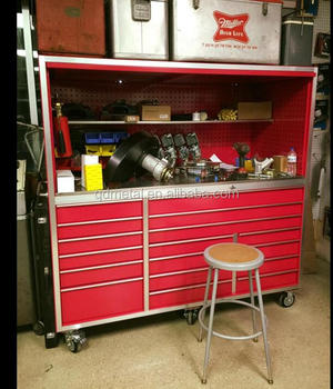 2016 Us General Tool Box Parts Metal Tool Cabinet Roller