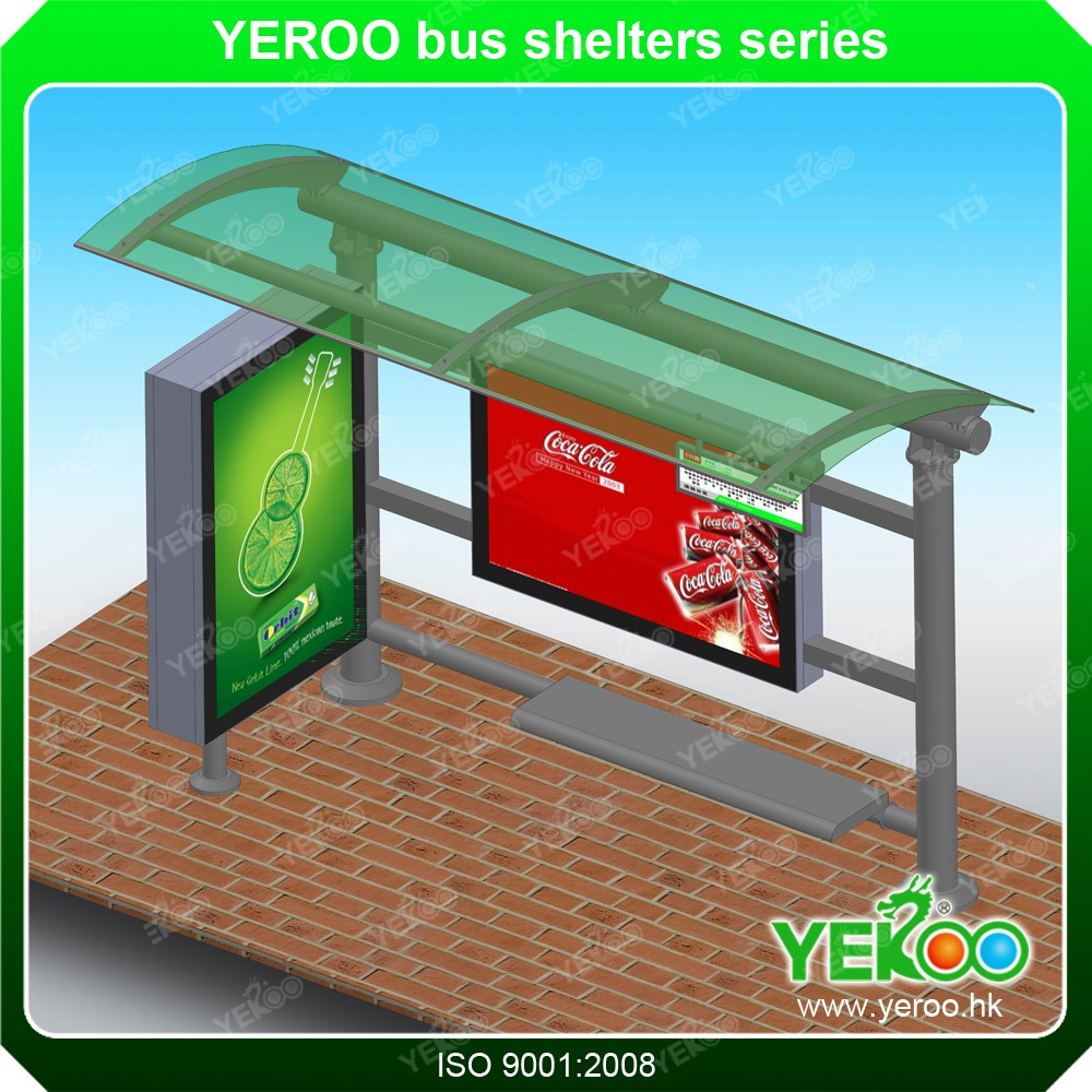 product-YEROO-Shopping mall advertisement led mupi light box-img-4