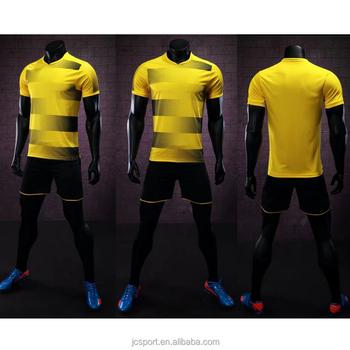Borussia Dortmund jersey de fútbol con logo uniforme de fútbol de  entrenamiento d71dd7a4bb81e