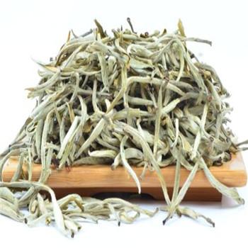 Refine Chinese Tea Organic Quality Pine Needle High Mountain Quality Silver Needles White Tea from Yunnan Tea Garden - 4uTea | 4uTea.com