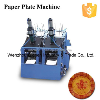 Paper Plate Manufacturing Process Make Paper Plate Indian Paper ...