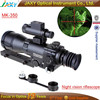 night vision weapon sight,Gen 2 hunting night vision rifle scope, red dot laser socpe for sale