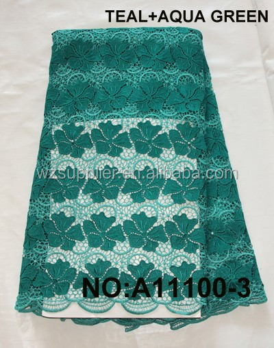 fashion luxury gold cord lace fabric african cord lace