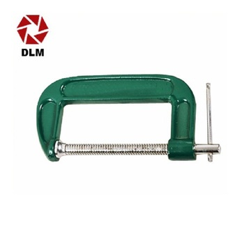 Quick release heavy duty wood working F style clamp