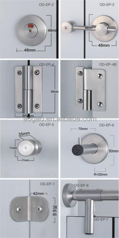 Toilet Sliding Door Handle With Lock Buy Toilet