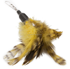 Cat Toy Teaser Wand Refill - Yellow Bird