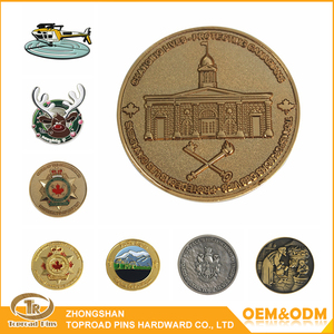 Wholesale cheap die casting custom us army metallic souvenir coins zinc alloy us target challenge coin