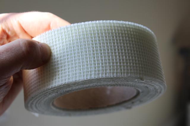 Gypsum Fiberglass Adhesive Tape Self Adhesive Fiber Glass