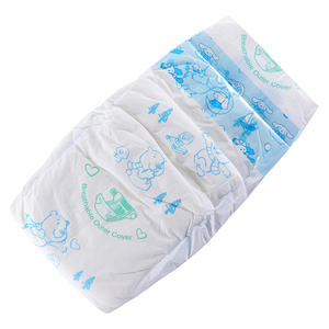 BD1103 Fine Care Favorite Large Capacity Cheapest Newly Baby Diaper Manufacturer