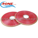 Hign bond double sided adhesive BOPP bag sealing tape