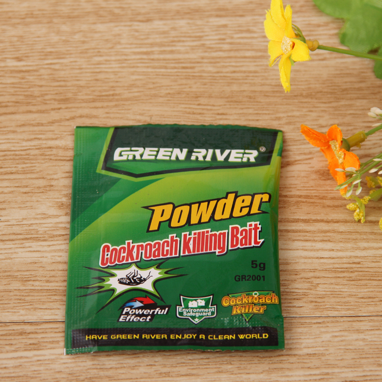 Green River Hot Selling Powder Cockroach Killing Bait Mie