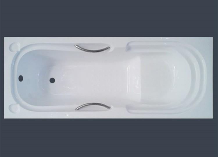 Vasca Da Bagno Vetro : Acrilico portatile in fibra di vetro vasca da bagno con sede
