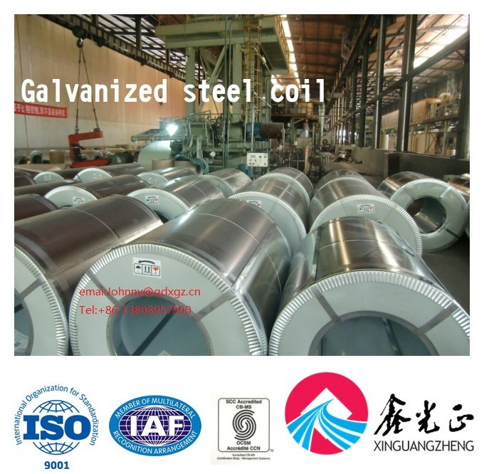 Hot rolled steel plate Q235B Q345B made by Xinguangzheng