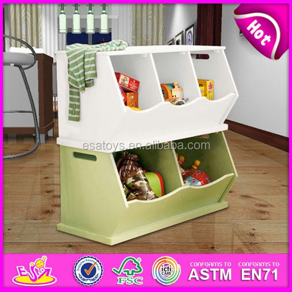 2015 nouveaux enfants en bois de rangement en bois bin populaire enfants bac de rangement. Black Bedroom Furniture Sets. Home Design Ideas