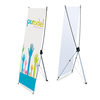 High quality Cheap 80*180cm x Banner For Advertising