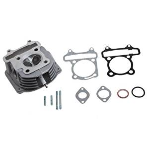 Cylinder Head Assembly for GY6 150cc ATV Go Kart Moped Scooter 4 Wheeler Quad Bikes