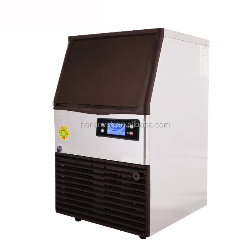 SD40 Ice Machine Ice-Making Machine Small Type Ice Cube Maker Ice Maker