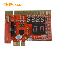 PCI pc analyzer motherboard diagnostic card laptop motherboard diagnostic tools for computer