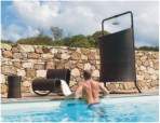outdoor shower for swimming pool and garden(YT-DF-702)