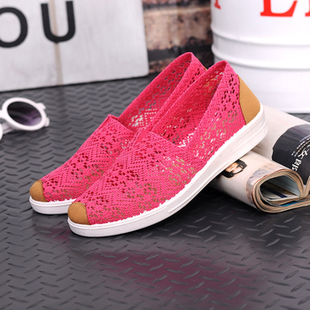 e079fb56900 Lowest Price Women Loafers Fashion Casual Canvas Shoes Latest Design Ladies  Lazy Shoes