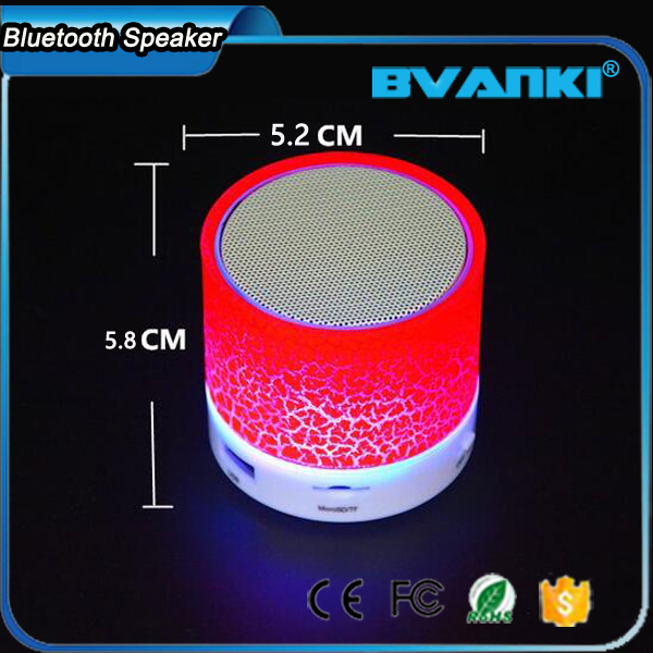 Unlocked Smart Phones Wireless Portable Music Speaker Sound Box Subwoofer LED Mini Review Bluetooth Speaker