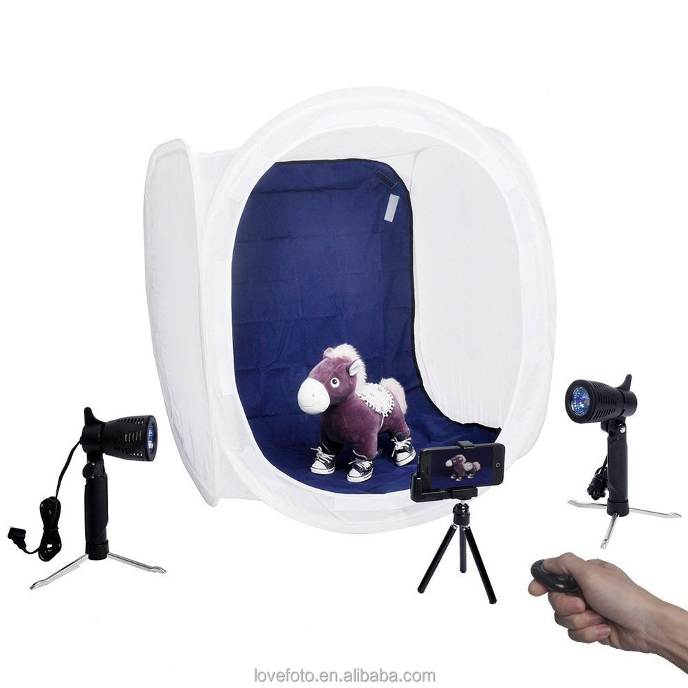 Product Photography Light Tent 60cm / 23  u0026 Backdrops - Box Cube Photo Studio  sc 1 st  Alibaba : light tent for photography - memphite.com