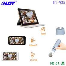 WI-FI microscope WIFI portable microscope industrial use 1470nm diode laser wifi skin canopy magnifying cameras