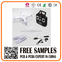 High Quality Uav Aircraft, PCB for drone with hd camera