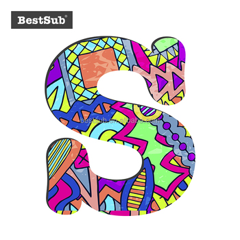 christmas gifts customize sublimation hb letters s hbzm18 s buy