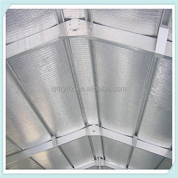 Heat Insulation Radiant Barrier Type Aluminum Fiol Woven