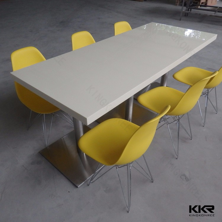 Quartz Composite Dining Table Top For Kitchen Product On Alibaba