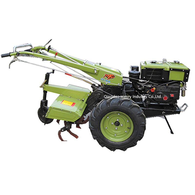 Agricultural Machinery Farming Soil Hand Small Ploughing Machine