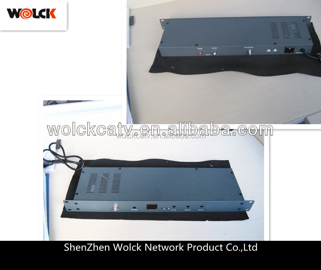 professional agile channel modulator made in china