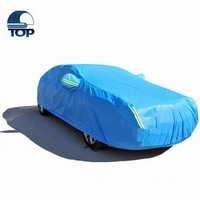 China automobile heated car cover PEVA Universal anti hail indoor Extra Heavy Duty car cover