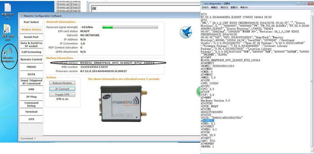 Smart Pack Version Software 3g Modem Rs232 Interface Serria Sl808x Series  Modem Umts (wcdma)/hsdpa Serial Port Gsm Modem - Buy Serial Port Gsm