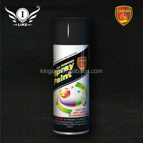 400ml water based paint spray