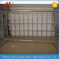 2017 Easy to install welded wire mesh fence temporary fence
