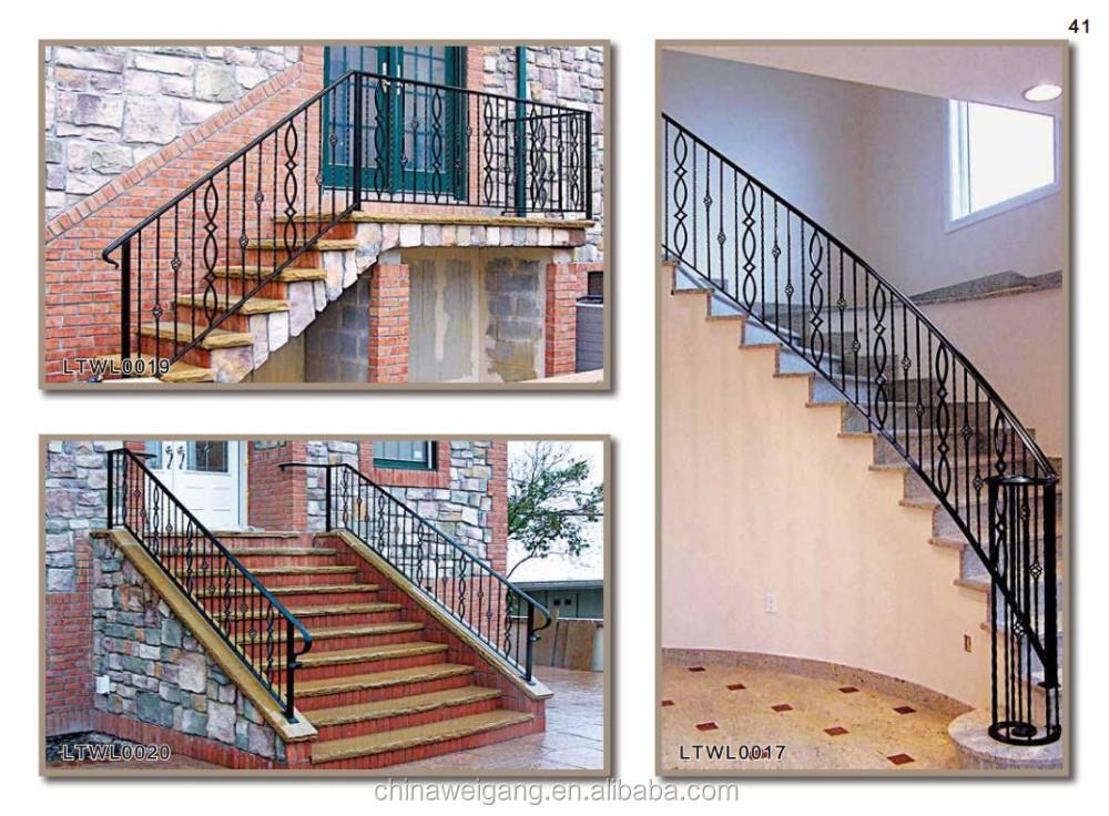 d coratif handicap en fer forg rampes d 39 escalier int rieur cl tures treillis et portails id de. Black Bedroom Furniture Sets. Home Design Ideas