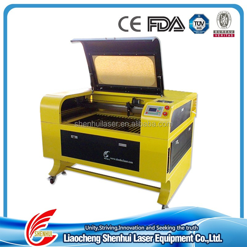 sh-g690 600*900mm cnc laser engraving cutting machine