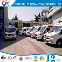 New condition Ambulance Medical Automobile Medical vehicle for sale