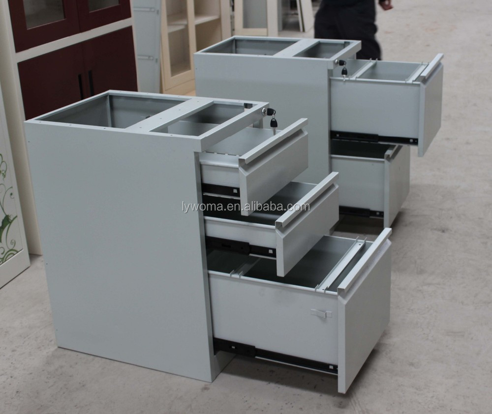Wood Office Furniture Product ~ High end office furniture steel wood combination computer