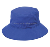 100 cotton cheap wholesale custom embroidered bucket hats